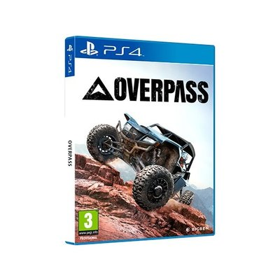 JUEGO SONY PS4 OVERPASS