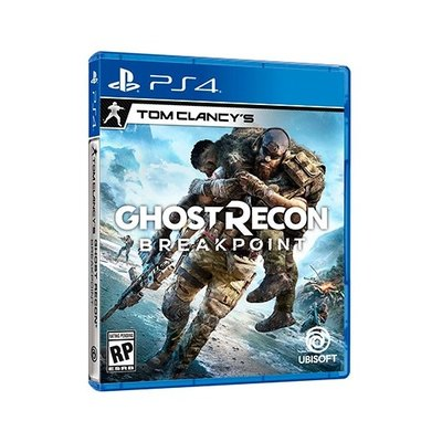 PS4 Juego Ghost Recon Breakpoint