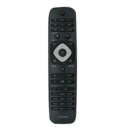 MANDO A DISTANCIA CTVPH02 COMPATIBLE CON TV PHILIPS - NO PRECISA PROGRAMACIÓN