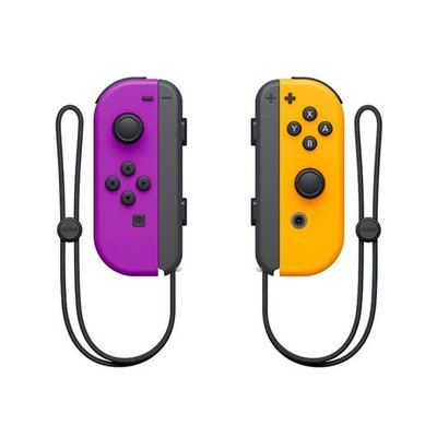 Nintendo Switch Joy-Con Morado / Naranja