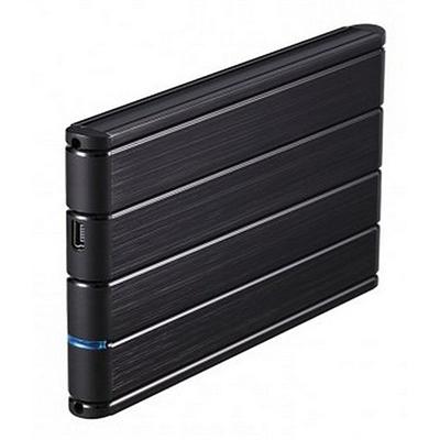 TooQ TQE-2530B caja HDD 2.5 SATA3 USB 3.0 Negra
