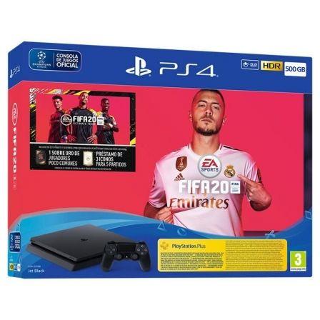 Sony PlayStation 4 Slim 500GB + FIFA 20