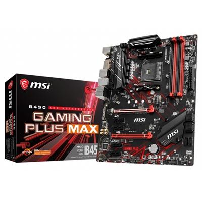 Placa Base MSI B450 GAMING PLUS MAX ATX Socket AM4