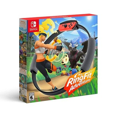 Nintendo Switch Juego Ring Fit Adventure