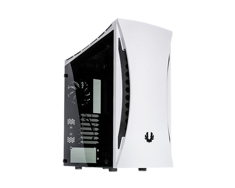 Caja PC ATX Bitfenix Aurora White Tempered Glass