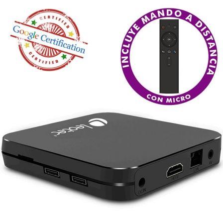 SmartTV / TV Box Leotec GCX2 432 4GB 32GB con Certificación de Google