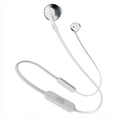 Auriculares Bluetooth JBL Tune 205BT Plata