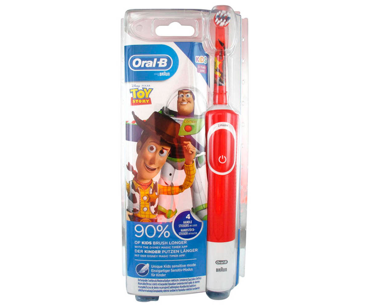 Cepillo Dental Infantil Braun Oral-B Kids Toy Story