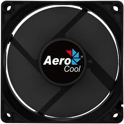 Ventilador para Caja Aerocool Force 120MM Negro SILENT