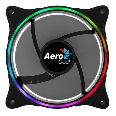 Ventilador para Caja Aerocool ECLIPSE12 120mm LED Dual