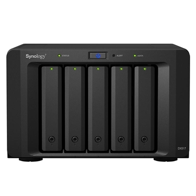 SYNOLOGY DX517 Expansion Unit 5Bay Disk Station