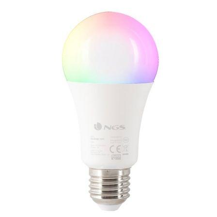 Bombilla LED Inteligente NGS Gleam 727C - E27