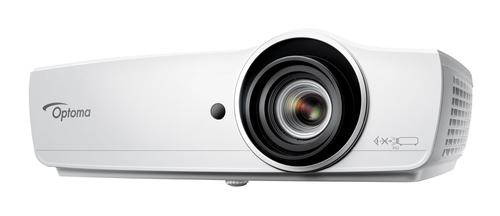 OPTOMA / VIDEOPROYECTOR / EH470 / 5000 lúmenes / 1920x1080 /  3D / Blanco / E1P1