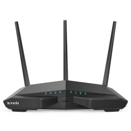 ROUTER INALÁMBRICO TENDA AC18 - DOBLE BANDA 5/2.4GHZ - 802.11AC/A/N B/G/N - CHIP