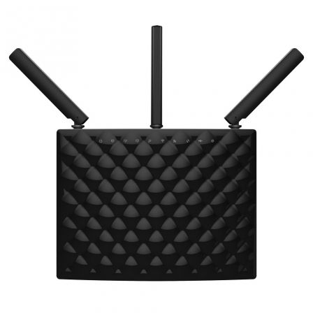 ROUTER INALÁMBRICO TENDA AC15 - DOBLE BANDA 5/2.4GHZ - 802.11AC/A/N B/G/N - CHIP