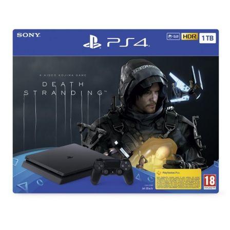 Sony PlayStation 4 Slim 1TB + Death Stranding
