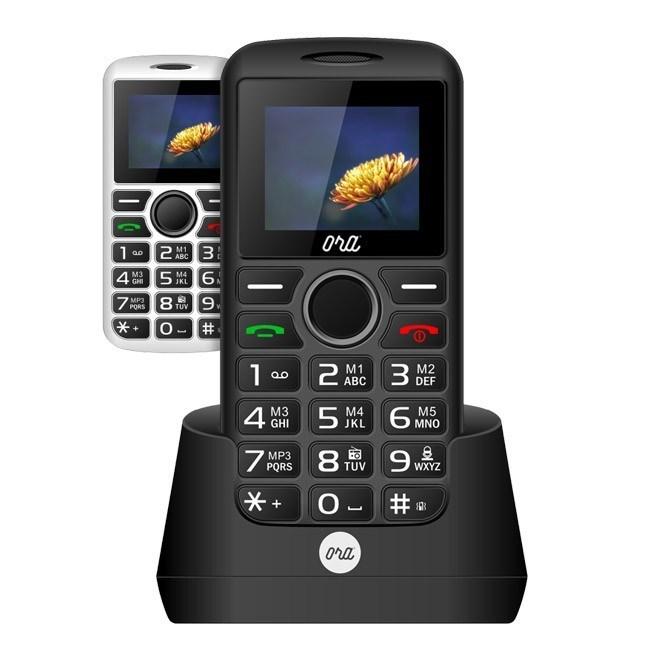 Ora Phone Mira S1701 Negro