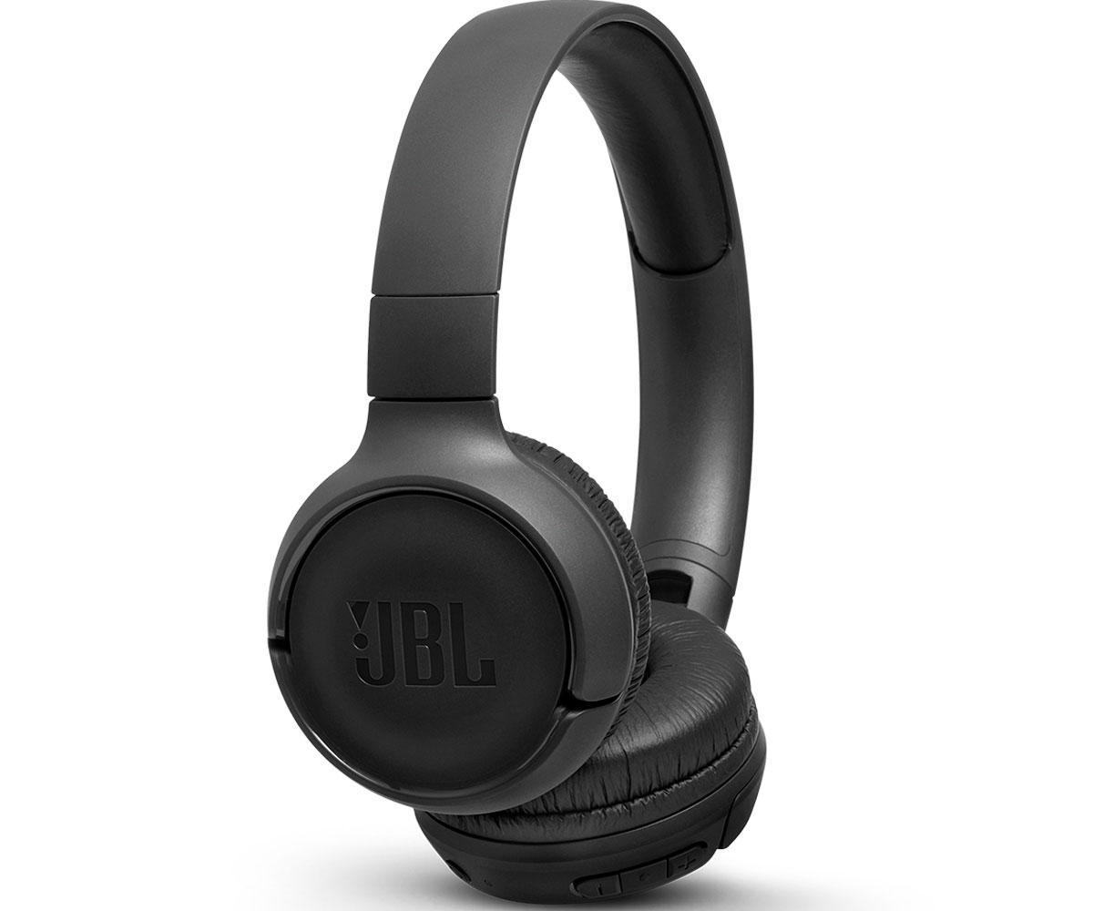 JBL TUNE 500 BT NEGRO AURICULARES INALÁMBRICOS BLUETOOTH MULTIPUNTO JBL PURE BAS