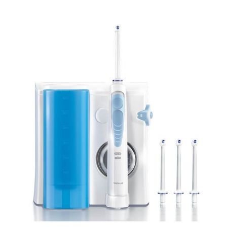 IRRIGADOR DENTAL BRAUN ORAL-B WATERJET MD16 - 2 MODOS DE OPERACIÓN - 4 BOQUILLAS