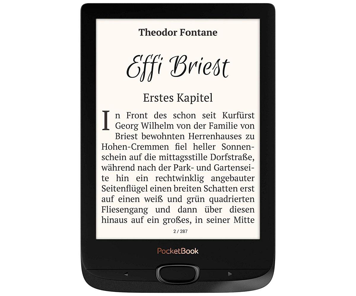 eBook PocketBook Basic Lux 2 6