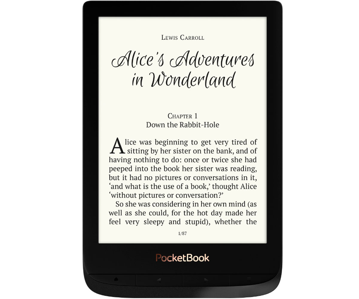 eBook PocketBook Touch 4 Lux 6