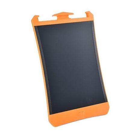 MINI PIZARRA DIGITAL LEOTEC SKETCHBOARD THICK EIGHT ORANGE - 8.5/21.59CM CON TRA