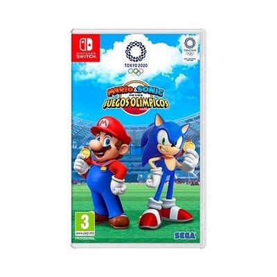 Nintendo Switch Juego Mario y Sonic en las Olimpiadas de Tokyo 2020