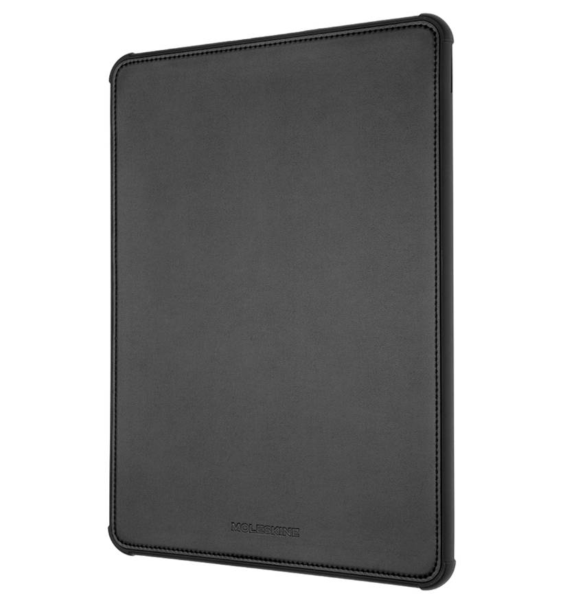 FUNDA CLASSIC PARA  MACBOOK AIR Y PRO 13. NEGRO MOLESKINE
