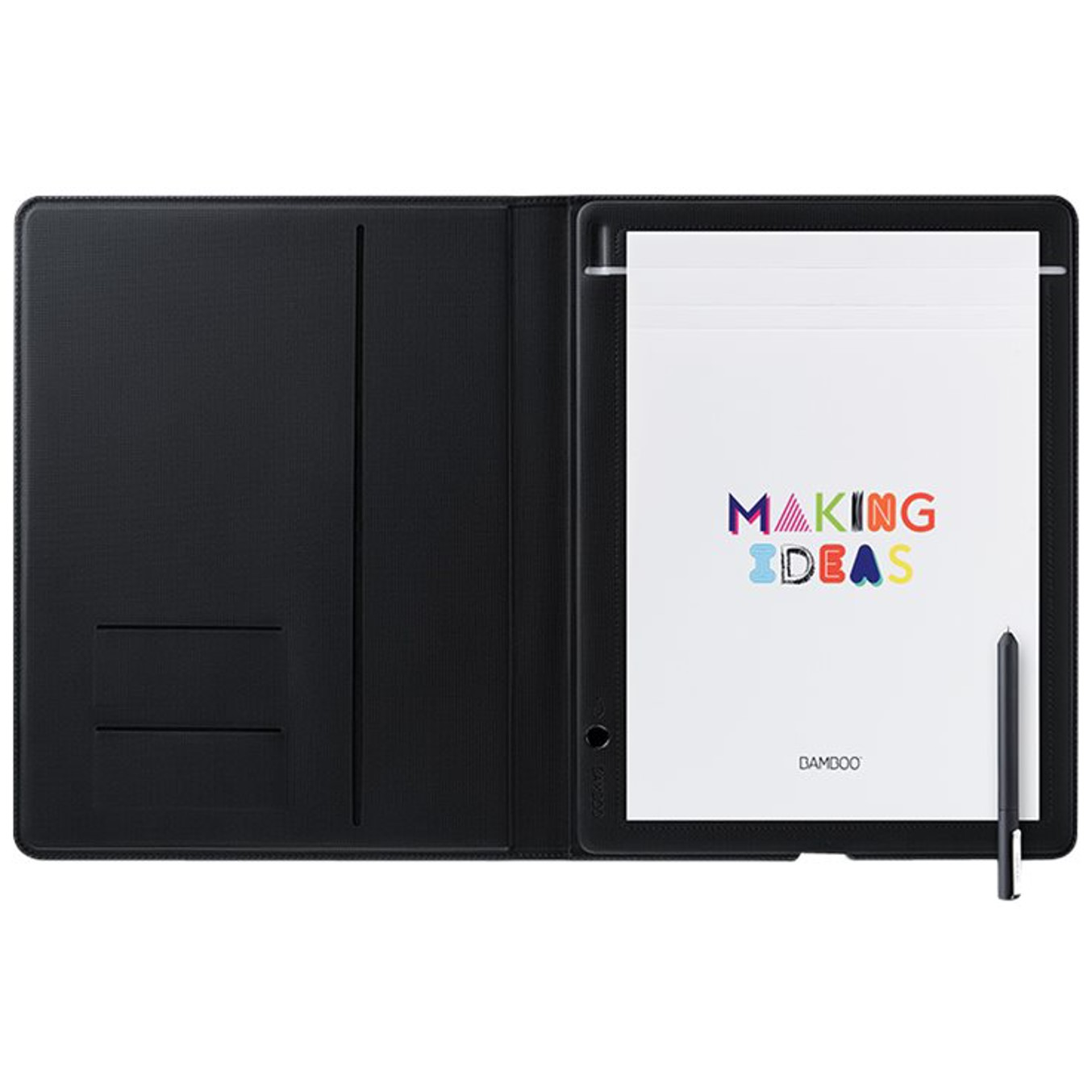TABLETA DIGITALIZADORA WACOM BAMBOO FOLIO BLUETOOTH CUADERNO