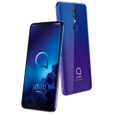 Alcatel 3 2019 5053D 5.94 OC1.8Ghz 32GB 3GB Purpura