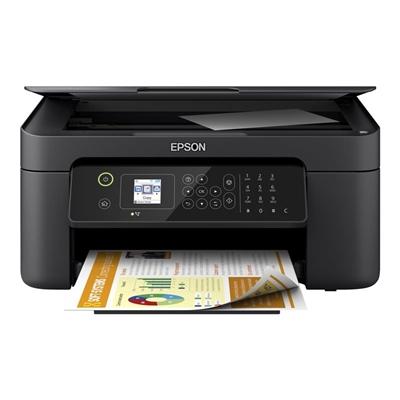 Impresora Multifunción Epson WorkForce WF-2810DWF Wifi Fax
