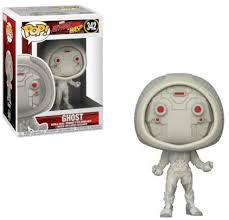 Funko pop bobble marvel ant - man & the wasp ghost