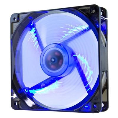 Hiditec FA60LB1222 Ventilador 120x120mm Led Azul