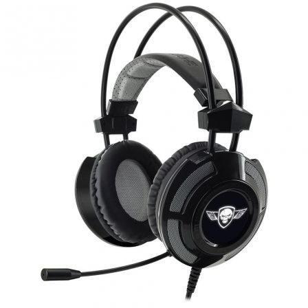 AURICULARES CON MICRÓFONO SPIRIT OF GAMER ELITE-H70 BLACK - DRIVERS 50MM - CONEC