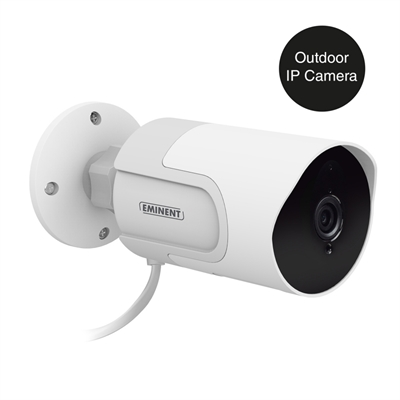 EMINENT EM6420 Camara Bullet 1080p PoE IP54