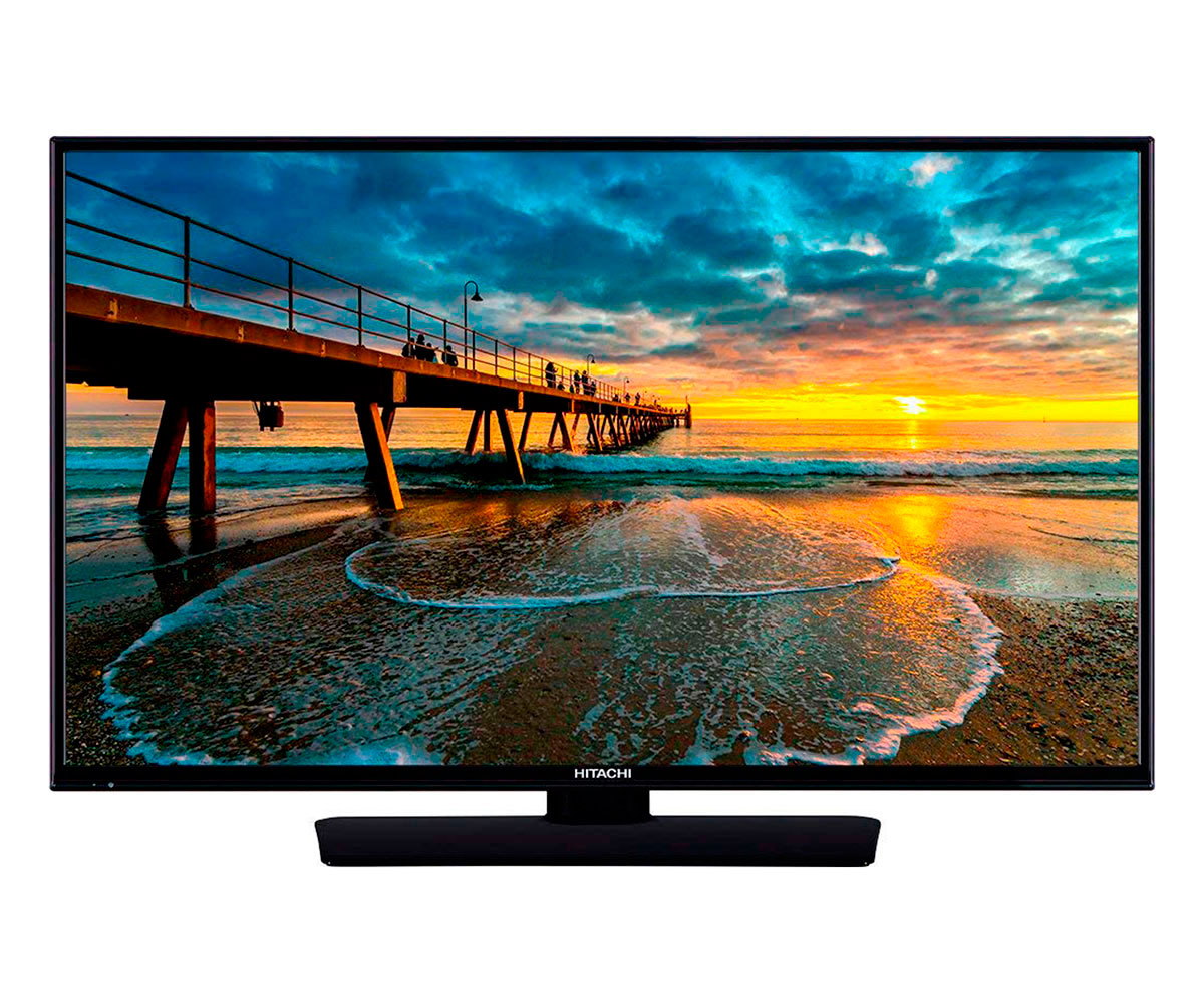 HITACHI 24HE2000 TELEVISOR 24 LCD DIRECT LED HD READY 400Hz SMART TV WIFI
