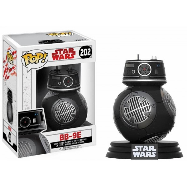 Funko pop star wars bb - 9e