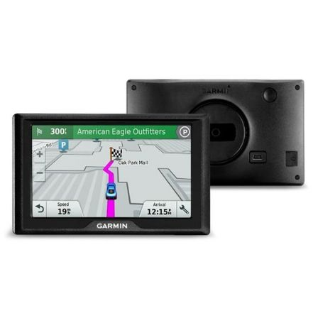 GPS GARMIN DRIVE 5 EU-MT-S - 5/12.7CM TÁCTIL - MAPAS TODA EUROPA CON ACTUALIZACI
