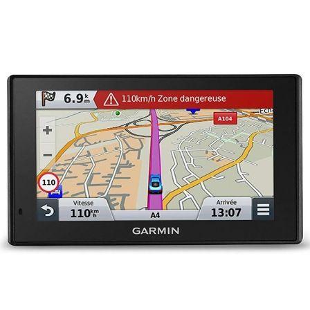 GPS GARMIN DRIVE 5 PLUS EU-MT-S - 5/12.7CM TÁCTIL - BT - MAPAS TODA EUROPA CON A