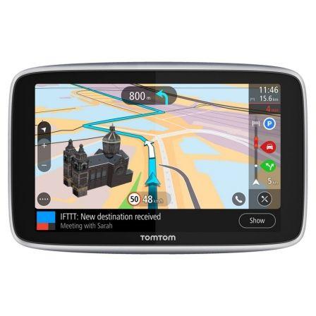 GPS TOMTOM GO PREMIUM 6 - PANTALLA 6/15CM - MAPAS DEL MUNDO - TOMTOM TRAFIC PARA