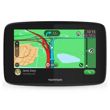 GPS TOMTOM GO ESSENTIAL 6 - PANTALLA 6/15CM - MAPAS 45 PAISES EUROPA PARA TODA L