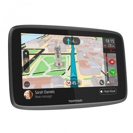 GPS TOMTOM GO LIVE PROFFESIONAL 6200 - ESPECIAL VEHÍCULOS GRANDES - MAPAS EUROPA