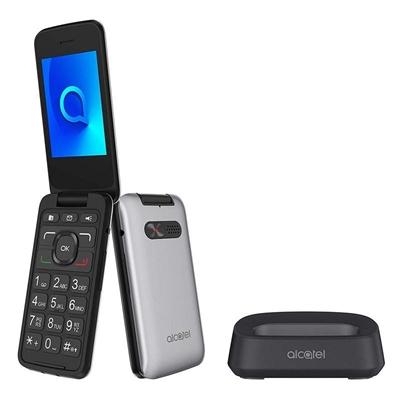 Alcatel 3026X Telefono Movil 2.8 QVGA BT Plata