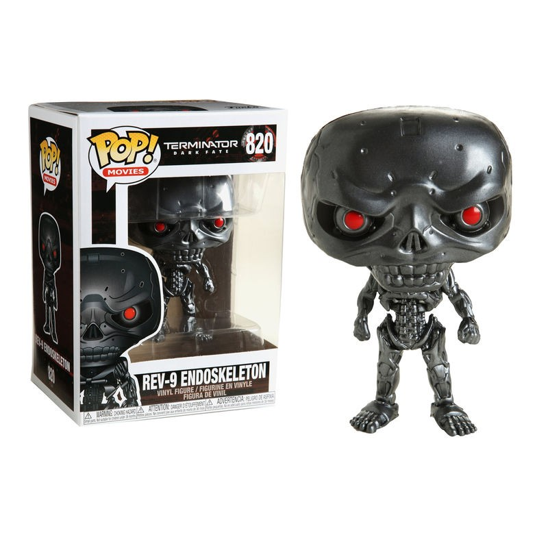 Funko pop terminator dark fate rev - 9