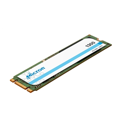 Disco Duro SSD M.2 2280s 256GB Micron 1300 Non SED