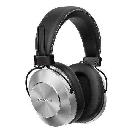 AURICULARES BLUETOOTH PIONEER SE-MS7BT-S NEGRO/PLATA - BT3.0 - DRIVERS 40MM - SO