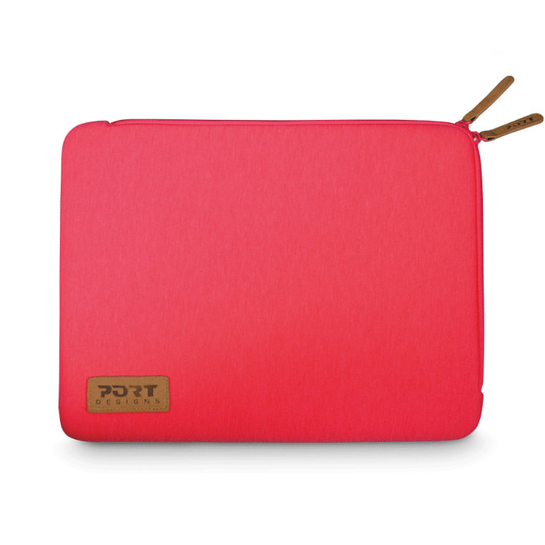 FUNDA PORTATIL PORT TORINO SLEEVE 10-12,5 ROSA