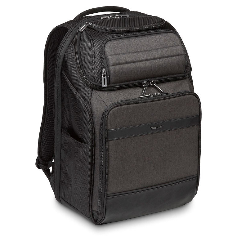 MOCHILA PORTATIL TARGUS CITY SMART PROFESSIONAL 15,6 NEGRO/GRIS