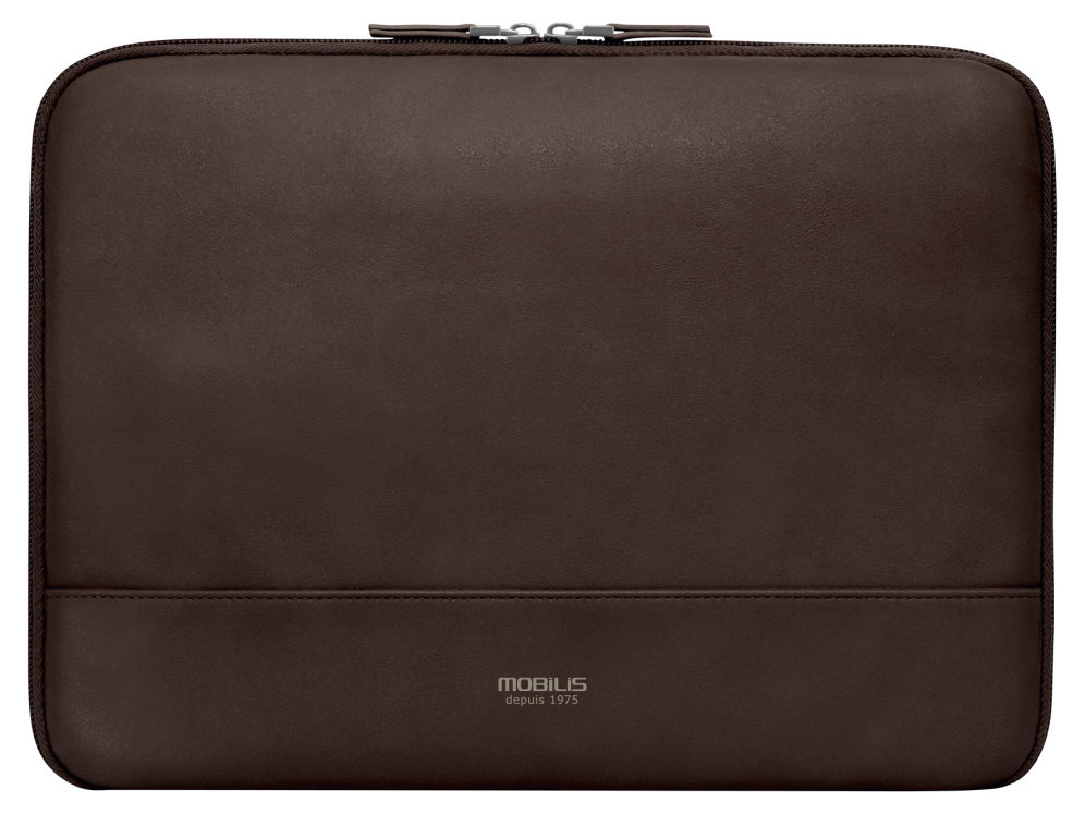 FUNDA PORTATIL MOBILIS ORIGINE SLEEVE 10-12,5 MARRON OSCURO