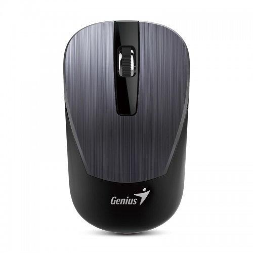 Ratón Inalámbrico Genius NX 7015 Gris Oscuro Metal